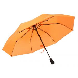 EuroSCHIRM light trek automatic Compact Parapluie Orange Fibre de verre Polyester
