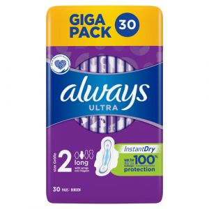 Always Ultra Long Serviette hygiénique 30 pièce(s)