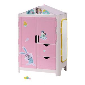 BABY born Weather Duck Wardrobe Puppen-Kleiderschrank