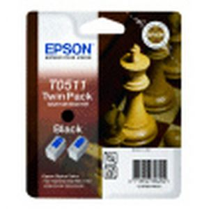 "Epson Chess Double pack ""Echiquier"" - Encre QuickDry N - S020207 + S020209"