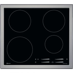 Electrolux GK58TSIPL Schwarz Built-in (placement) Zonen-Induktionskochfeld 4 Zone(n)