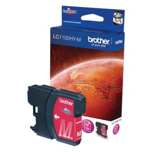 Brother LC-1100HYM Ink Cartridge Original magenta 1 pièce(s)