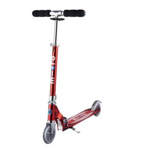 Micro Mobility SA0178 scooter Adultes Trottinette Space Rouge