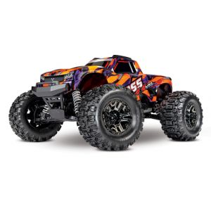 Traxxas Hoss 4x4 VXL Monstertruck Elektromotor 1:10
