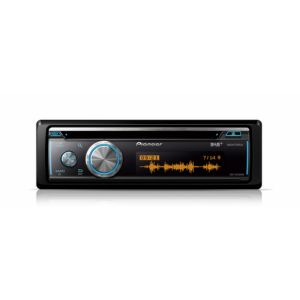 Pioneer DEH-X8700DAB Auto Media-Receiver Schwarz Bluetooth