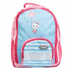Funki 6021015 Fille School backpack Multicolore Tissu, Polyester