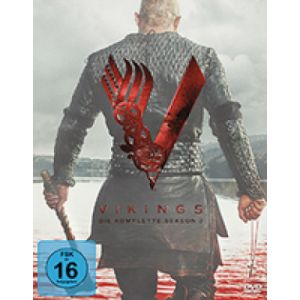 20th Century Fox Vikings - Season 3 DVD 2D Deutsch, Englisch