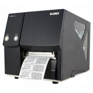 300 dpi 4 Thermal Transfer Printer, 4IPS, USB Host, USB 2.0, RS232, Ethernet (ZX430i)