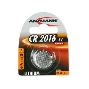 Ansmann CR 2016 Single-use battery CR2016 Lithium-Ion (Li-Ion) 3 V
