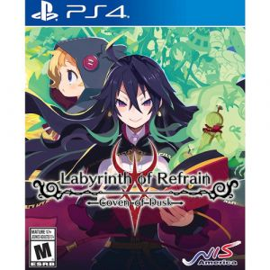 NIS America Labyrinth of Refrain: Coven of Dusk Videospiel Standard PlayStation 4