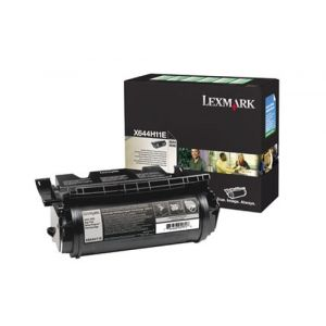 Lexmark High Yield Return Program Print Cartridge for X644e/X646e Original Schwarz