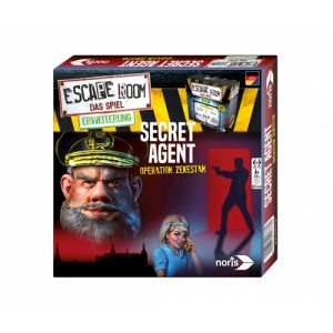 Noris Escape Room Secret Agent - Operation Zekestan