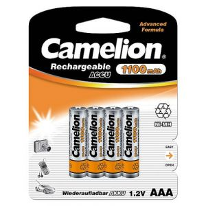 Camelion NH-AAA1100BP4 Rechargeable battery Hybrides nickel-métal (NiMH)