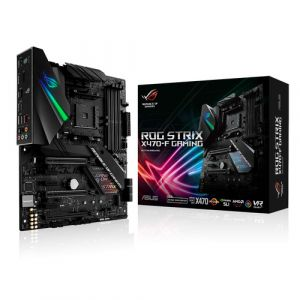 ASUS ROG STRIX X470-F GAMING carte mère Emplacement AM4 ATX AMD X470