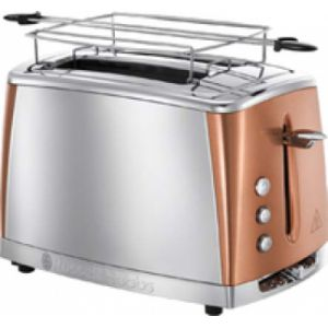 Russell Hobbs 24290-56 2part(s) 1550W Bronze, Argent grille-pain