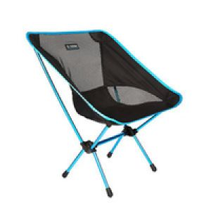 Helinox Chair One L Camping chair 4 pieds Noir