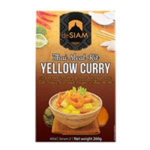 deSIAM Yellow Curry Kit 200 g
