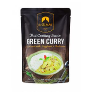 deSIAM Green Curry 200 g