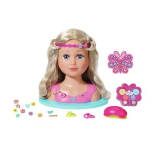 BABY born Sister Styling Head kit de maquillage pour enfant
