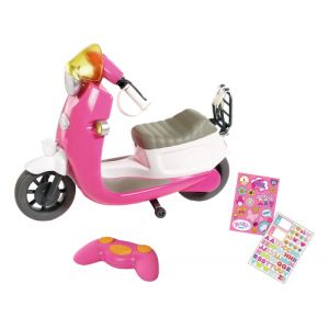 BABY born City RC Scooter Puppen-Roller