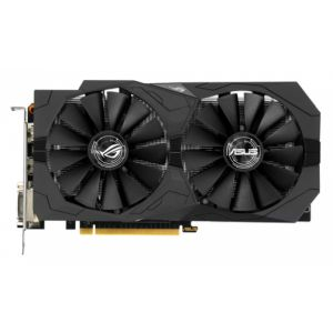 ASUS STRIX-GTX1050TI-4G-GAMING GeForce GTX 1050 Ti 4 Go GDDR5