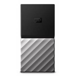 Western Digital My Passport SSD 2000 Go Noir, Argent