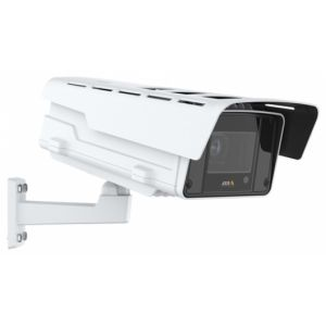 Axis Q1647-LE IP-Sicherheitskamera Outdoor Box Wand 3072 x 1728 Pixel