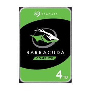 Seagate Barracuda ST4000DM004 Interne Festplatte 3.5 Zoll 4000 GB Serial ATA III