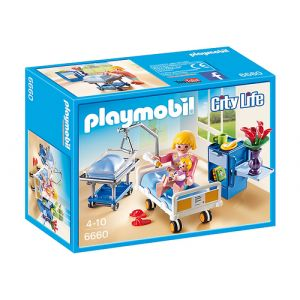 Playmobil City Life Maternity Room