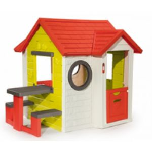 Smoby MAISON MY HOUSE & TABLE Standspielhaus