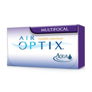 Alcon Air Optix Aqua Multifocal, 3-Pack Mensuel 3 pièce(s)