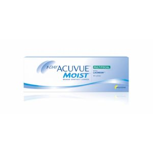 Johnson & Johnson 1 Day Acuvue Moist Multifocal, 30-Pack Täglich 30Stück(e)