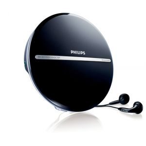 Philips Tragbarer MP3-CD-Player EXP2546/12