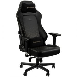 noblechairs Hero PU Leather Air filled seat Gepolsterte Rückenlehne Büro- & Computerstuhl