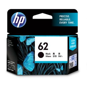 HP 62 Original Standardertrag Schwarz