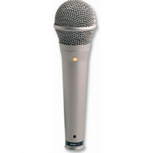 Rode S1 Stage/performance microphone Avec fil Nickel microphone