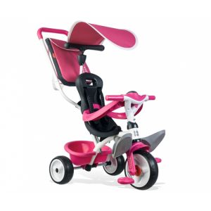 Smoby Baby Balade Enfants Propulsion avant Droit tricycle