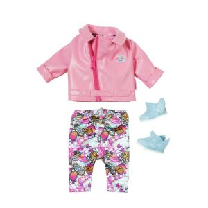 BABY born City Deluxe Scooter Outfit Puppen-Kleiderset