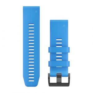 Garmin QuickFit 26 Band Blau Silikon
