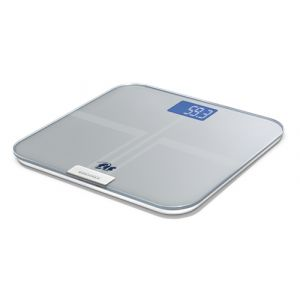 Soehnle Web Connect Analysis Electronic personal scale Carré Argent