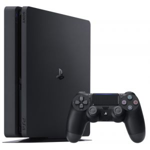 Sony Playstation 4 Slim 500GB Noir 500 Go Wifi