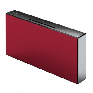 Sony CMT-X3CD Home audio mini system 20W Rouge