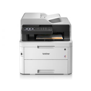 Brother MFC-L3750CDW Multifunktionsgerät LED 2400 x 600 DPI 24 Seiten pro Minute A4