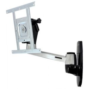 "Ergotron LX HD Wall Mount Swing Arm 106,7 cm (42"") Aluminium"