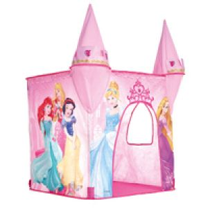 Worlds Apart Kid Active Disney Princess Castle Zelt