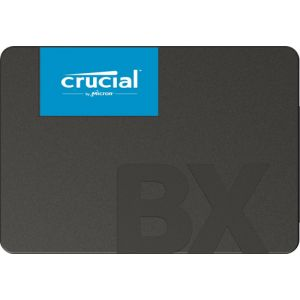 """Crucial BX500 Solid State Drive (SSD) 2.5"""" 480 GB Serial ATA III"""