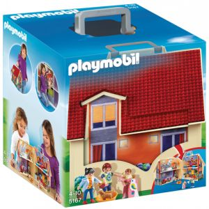Playmobil Take Along Modern Doll House Puppenhaus
