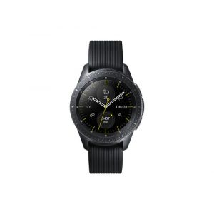 "Samsung Galaxy Watch montre intelligente Noir AMOLED 3,05 cm (1.2"") GPS (satellite)"