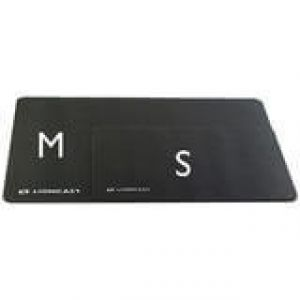 Buff Gaming Mousepad - Size M