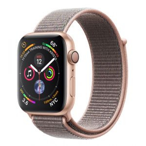 Apple Watch Series 4 Smartwatch Gold OLED GPS